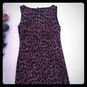 Leopard Lauren Dress